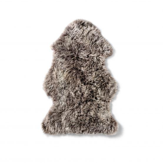 Deko-Lammfell langwollig snowtop 90-100 cm