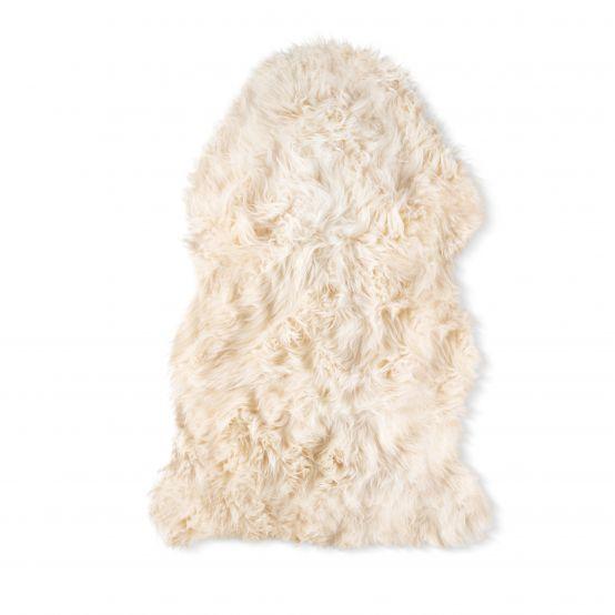 Deko-Lammfell langwollig 90-100 cm