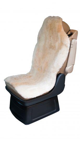 Sheepskin Car Seat Cover – Natural Shape