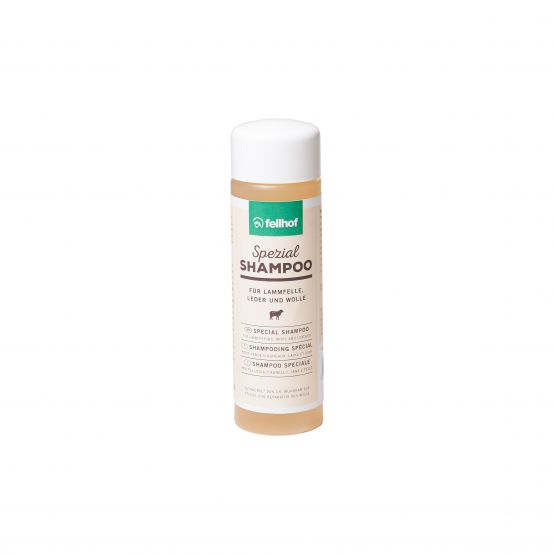 Special Shampoo for Lambskin and Wool 250 ml